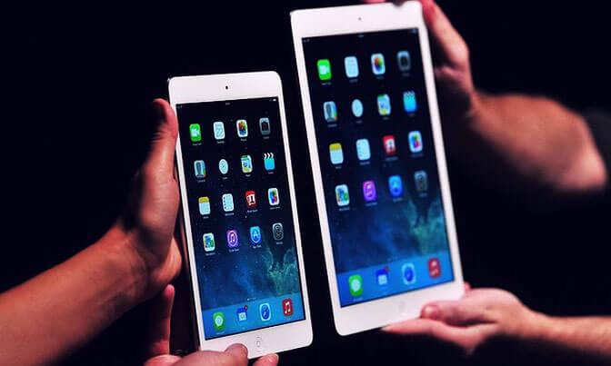 Apple показал новые iPad Air и iPad Mini_yasnoponyatno