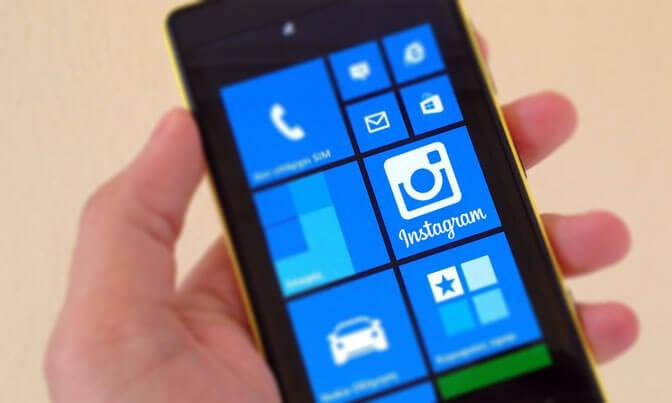 Instagram для WindowsPhone_yasnoponyatno