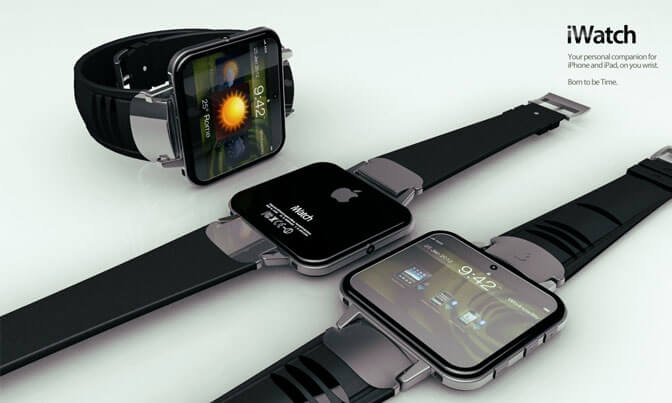 new iWatch