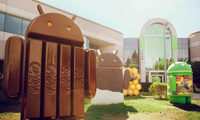 Релиз платформы KitKat и новый телефон Nexus 5 от Google_yasnoponyatno