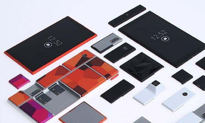 Модульный смартфон Motorola Ara в руках Google_yasnoponyatno.com