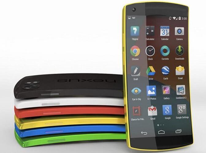 LG-смартфон для Google_yasnoponyatno.com