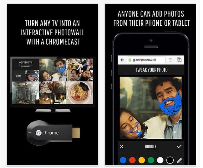 Google запустил новое приложение Photowall_yasnoponyatno.com