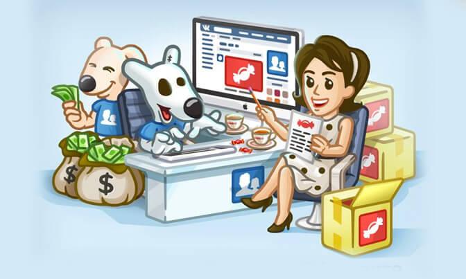 Будущее мобильной рекламы Вконтакте_yasnoponyatno.com