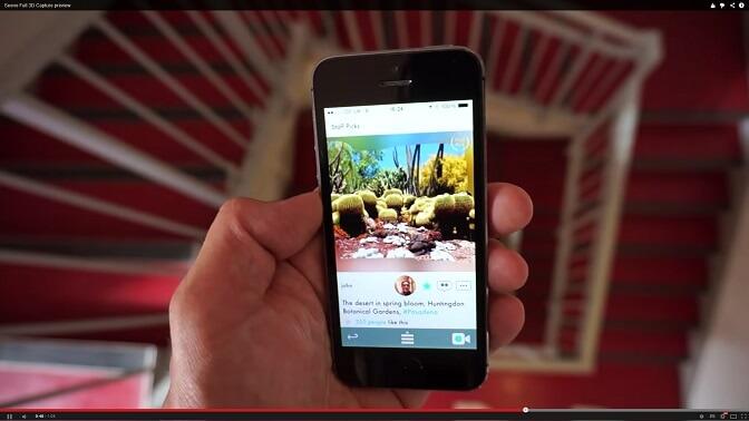 Приложение 3D – сканер для iPhone_yasnoponyatno.com