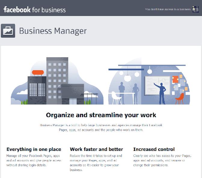 Facebook создает Business Manager_yasnoponyatno.com