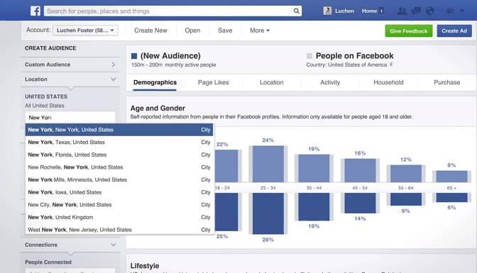 Facebook представляет услугу Audience Insights_yasnoponyatno.com