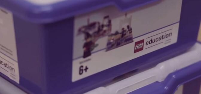 Лего конструктор обучающый