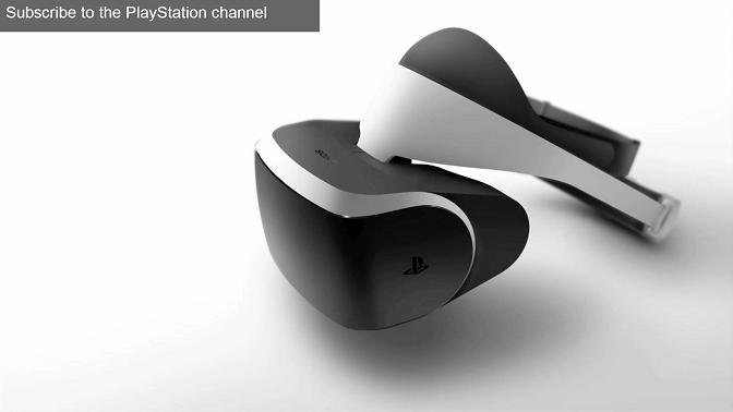 Виртуальный шлем для Sony PlayStation 4_yasnoponyatno.com