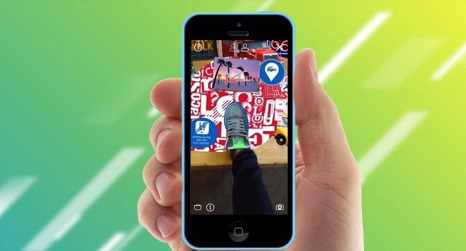 Новое приложение дополненной реальности от Lacoste_yasnoponyatno.com