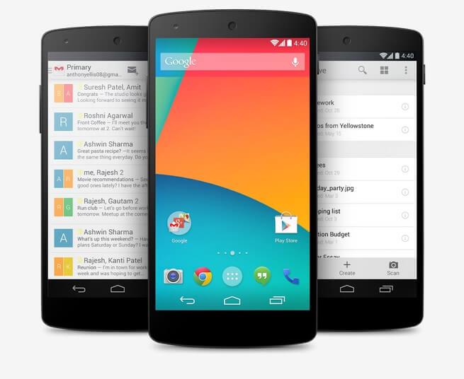Google надеется, что новый фаблет Nexus поможет улучшить позиции компании на рынке смартфонов