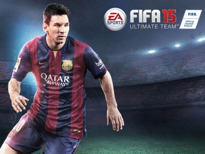 Новая версия FIFA для мобильных устройств