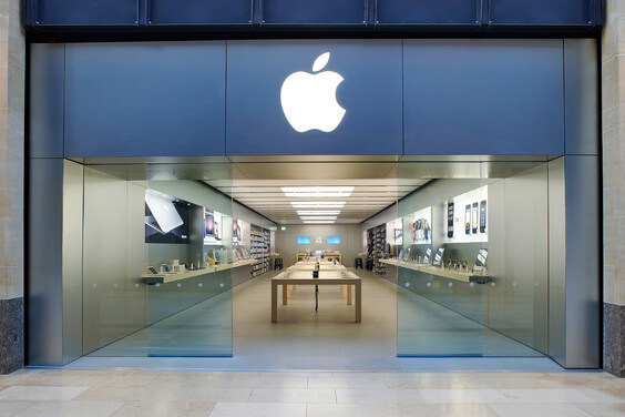 11 октября в Местре открывается новый магазин Apple Store