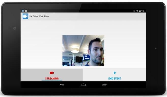 WatchMe – инструмент создания приложений для Android от Google