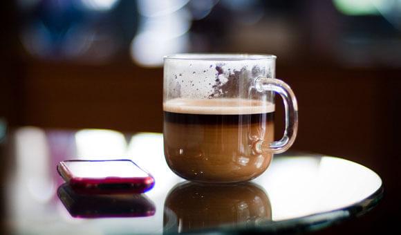 Начата разработка электронного «кофе» для пользователей смартфонов