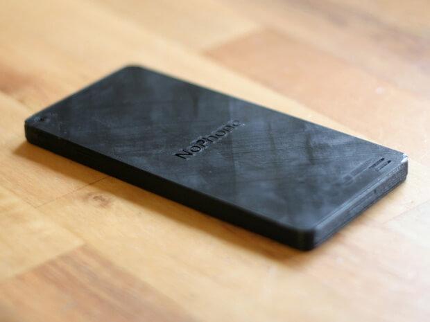 NoPhone призван бороться со смартфономанией