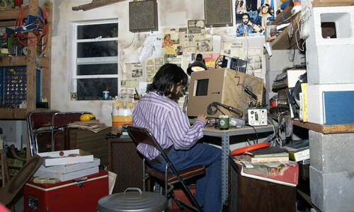 Стив Возняк назвал байкой историю о сборке в гараже первого компьютера Apple