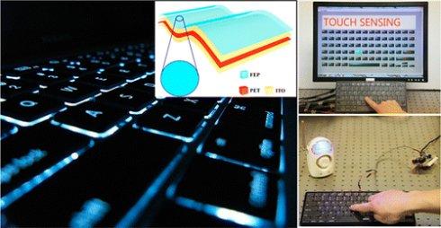 Разработаны «узнающие» пользователей клавиатуры