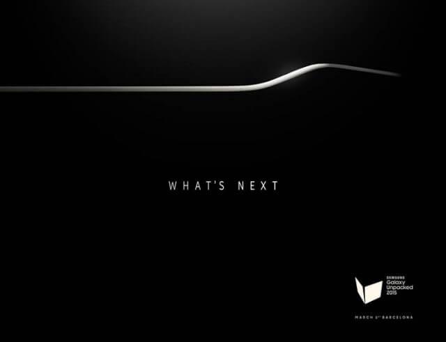 На Mobile World Congress 2015 Samsung представит новый смартфон