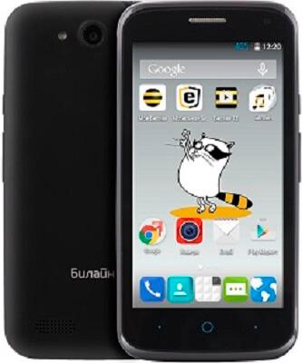 Новый бюджетный телефон от Билайн