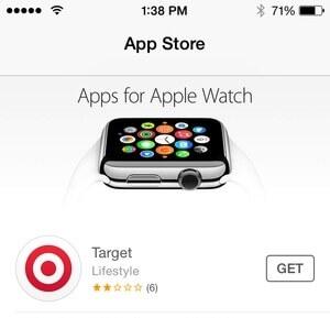 Открыт специализированный магазин мобильных приложений для Apple Watch