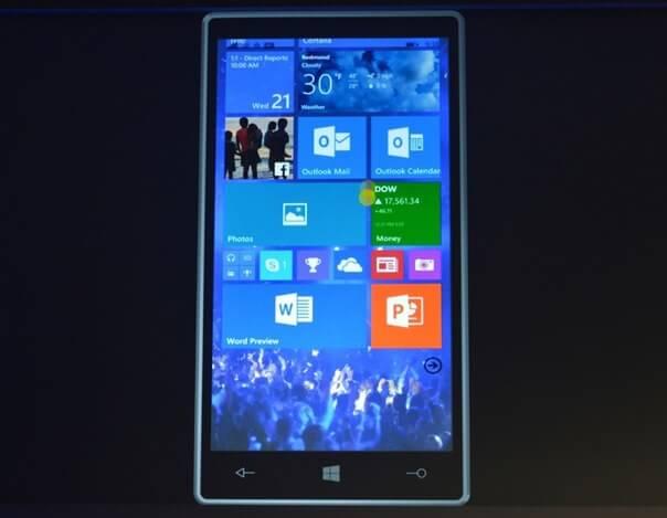 Windows 10 Mobile заменит Windows Phone
