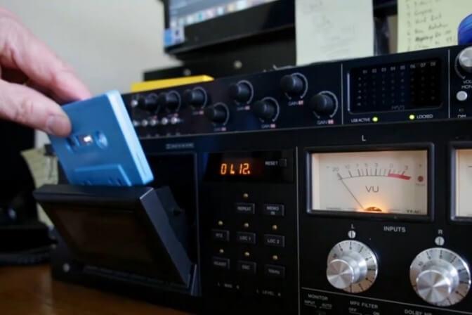 Мода на аналоговый звук возрождает аудиокассеты. Возможно, на очереди кассетные плееры