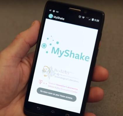 Создана первая программа-сейсмометр для смартфона.