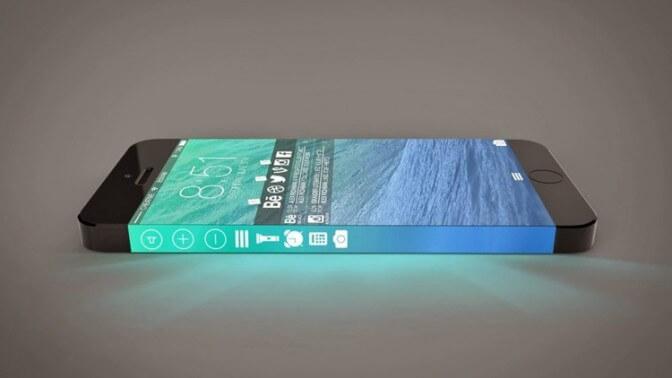 В 2017 году Iphone станет стеклянным