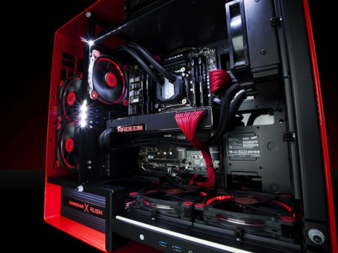 Поларис AMD апреля 2016