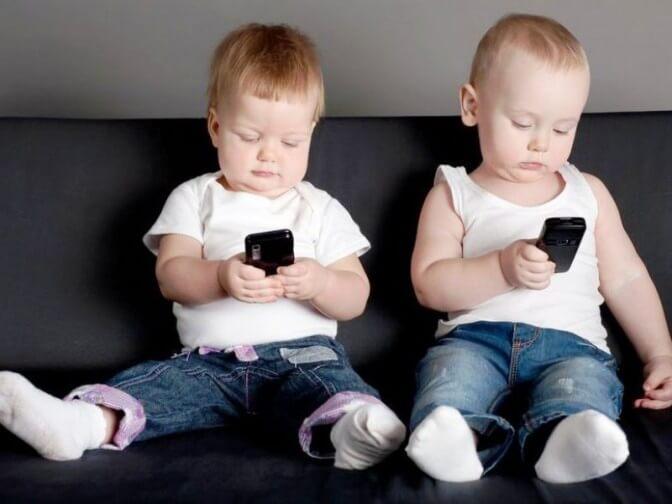 Корейские учёные обнаружили связь между смартфонами и косоглазием