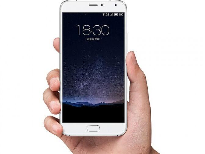 Meizu публикует свежий снимок нового смартфона