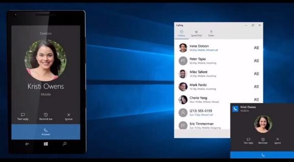 Андроид получит интеграцию сWindows 10