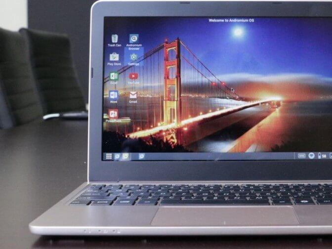 Ноутбук андроид с дивидиромом