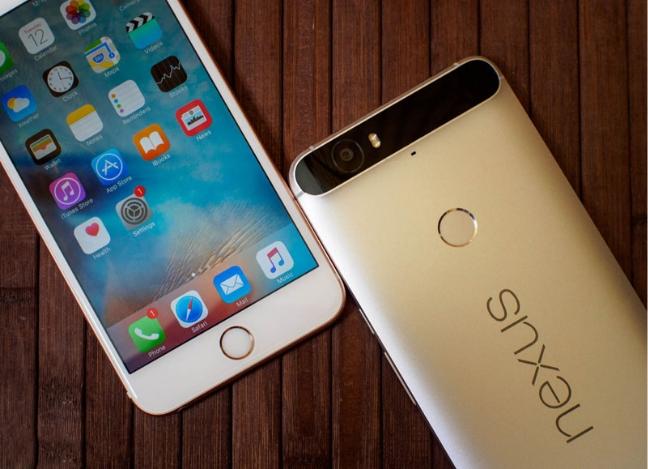 Выросло число гуглоренегатов, меняющих свои нексусы на новые айфоны