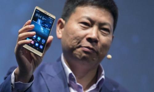 На рынке смартфонов Huawei хочет обойти Apple и вплотную приблизиться к Samsung