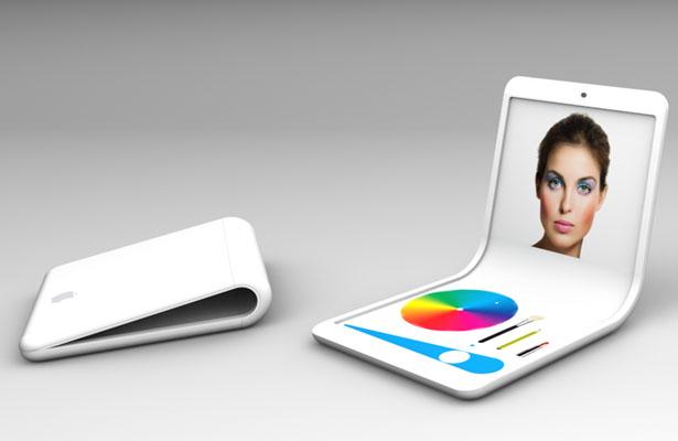 Оригами из смартфона: новинку Apple будет можно складывать