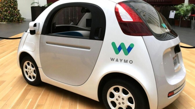 Google создает отдельную компанию по разработке автомобилей-беспилотников
