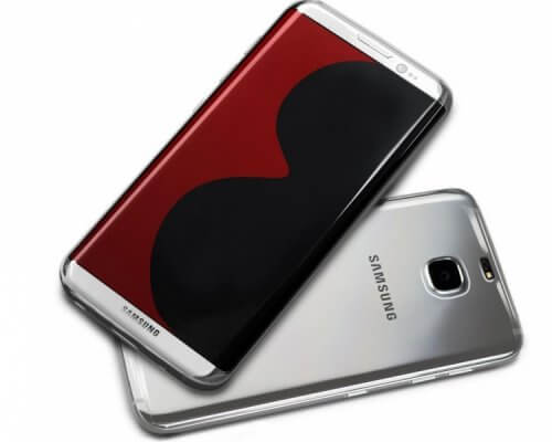 В Сети появились снимки новинки Samsung Galaxy S8