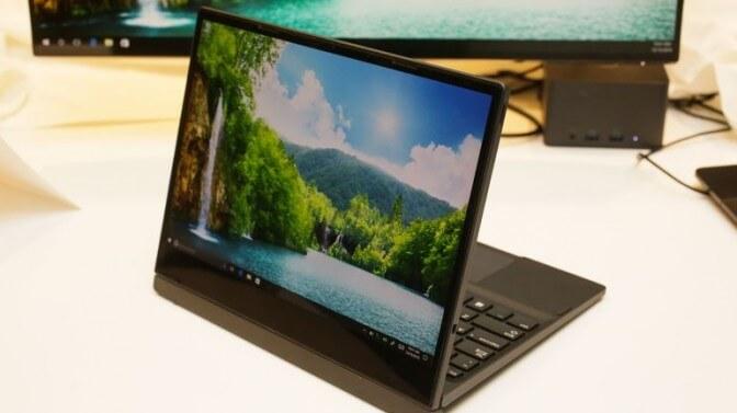 Новый трансформируемый планшет Dell Latitude 7285