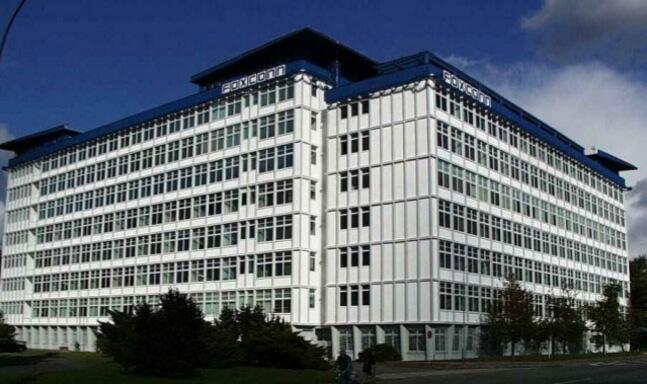 Секретный завод Foxconn станет оплотом интеллектуальной собственности Apple