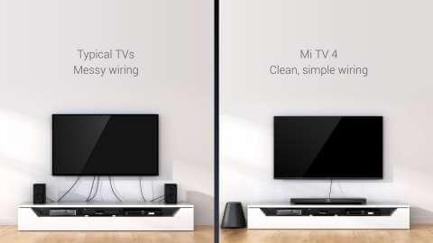 Новый телевизор Xiaomi Mi TV 4