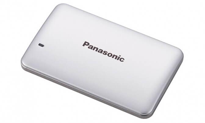 Новые портативные SSD-диски от Panasonic