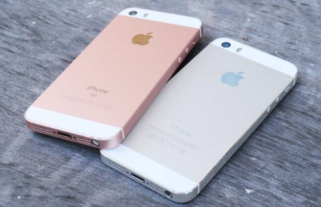 Внимание, мошенничество: под видом айфона SE продают 5s