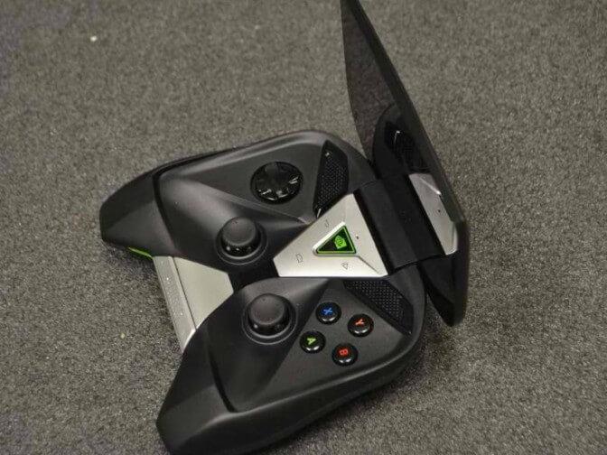 Состоялся анонс новой игровой консоли NVIDIA Shield Portable 2