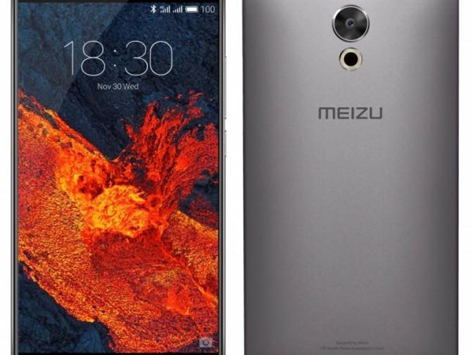 В России открылись предварительные заказы на Meizu Pro 6 Plus