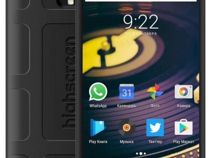 Компания Highscreen представила новинки: смартфоны RAZAR и RAZAR Pro уже в продаже!