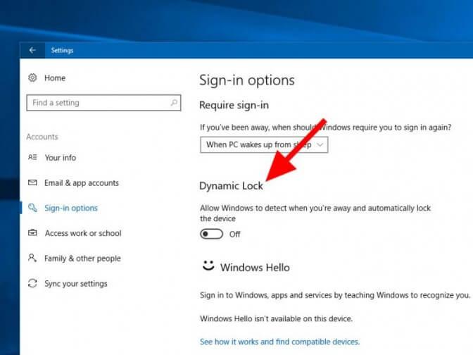 Windows 10 заблокирует простаивающие компьютеры