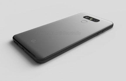 Подробности о новом смартфоне LG