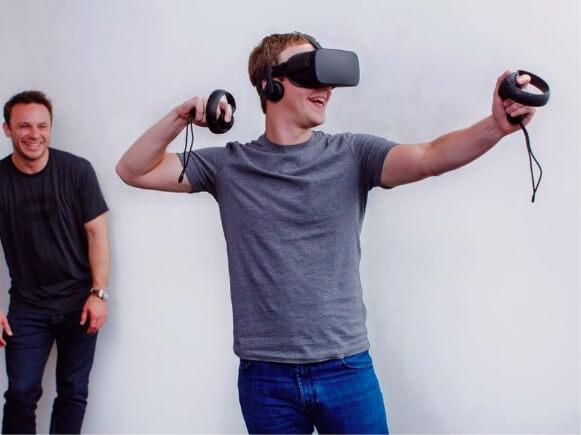Цукерберг засвидетельствовал: Oculus не крала разработки у ZeniMax
